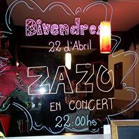 Zazu Os�s en concierto en Jo i vos, Barcelona