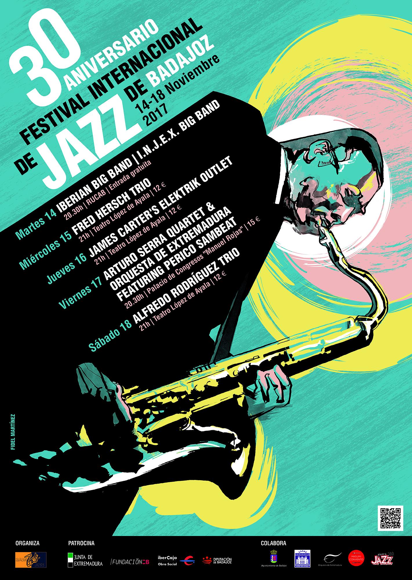 badejazz 2017 cartel festival jazz